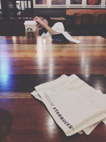 Taking Photos Hanging Out Enjoying Life Starbucks