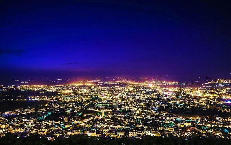 Tlemcen By Night Travel Destinations Nature Goodnigth Bonne Nuit Bonnenuit Monde