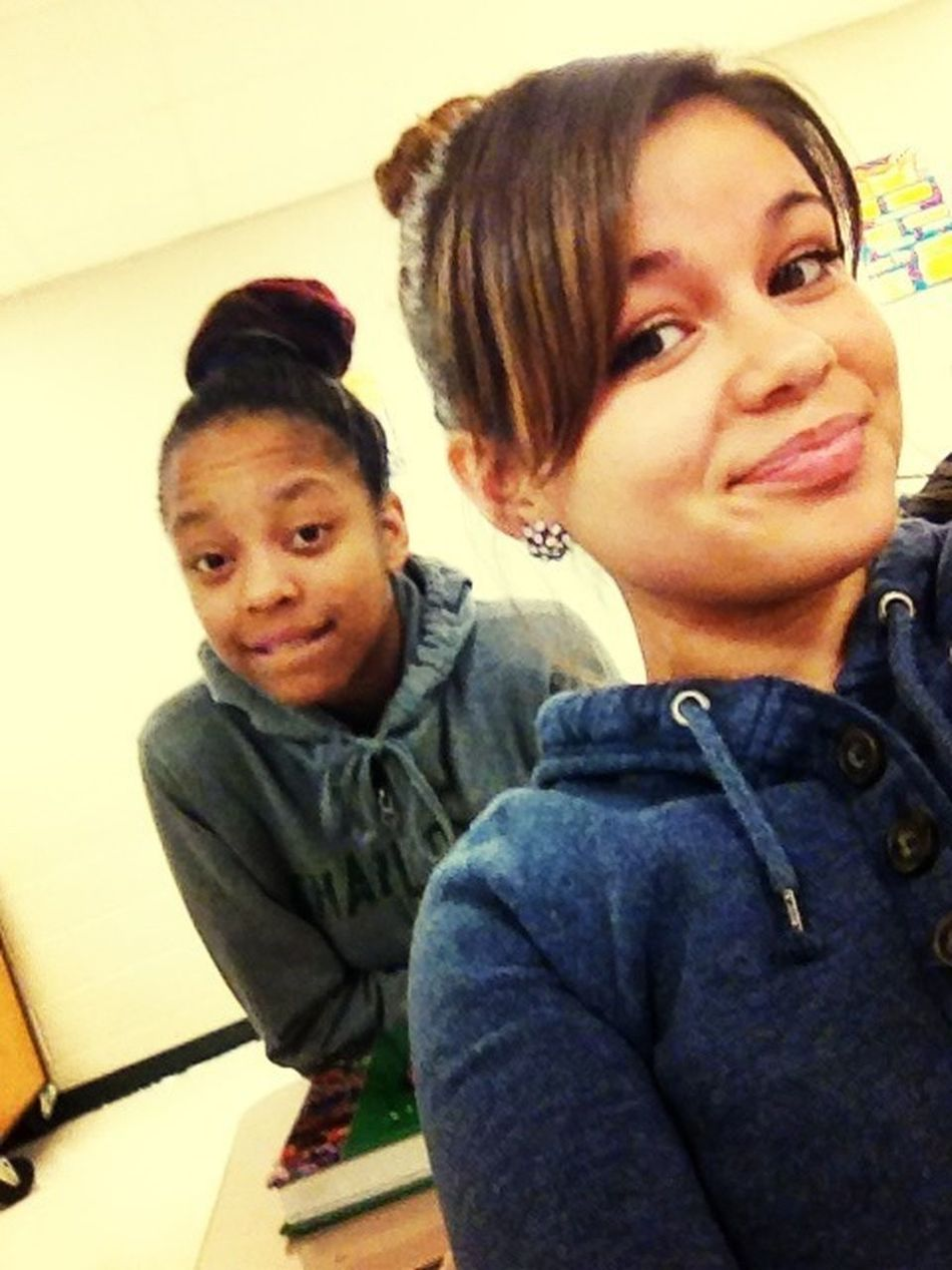 Me And My Baby At School