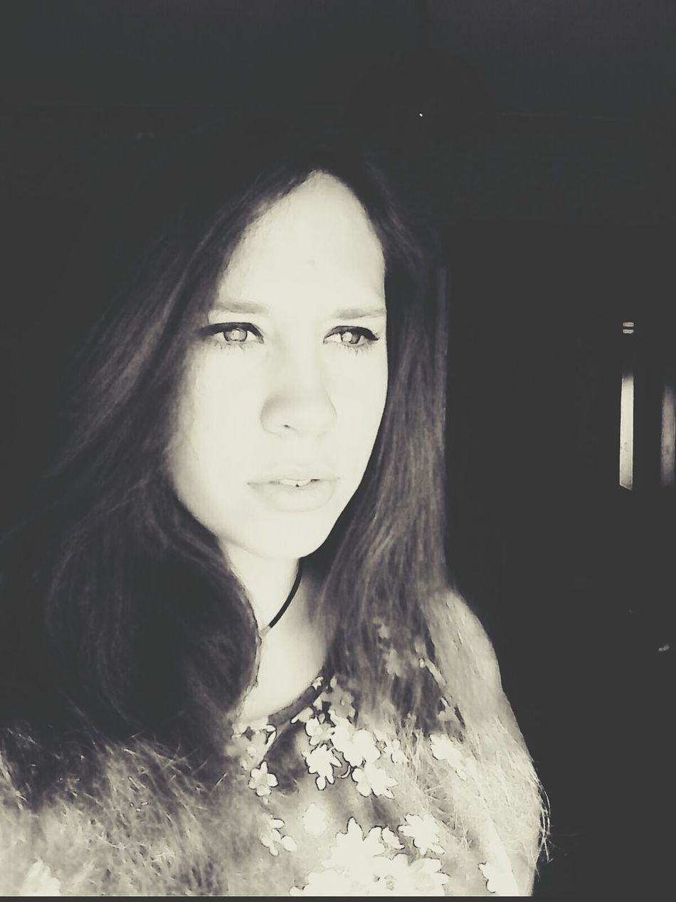 Photo Girl Self Portrait Selfportrait Selfie ✌ That's Me!