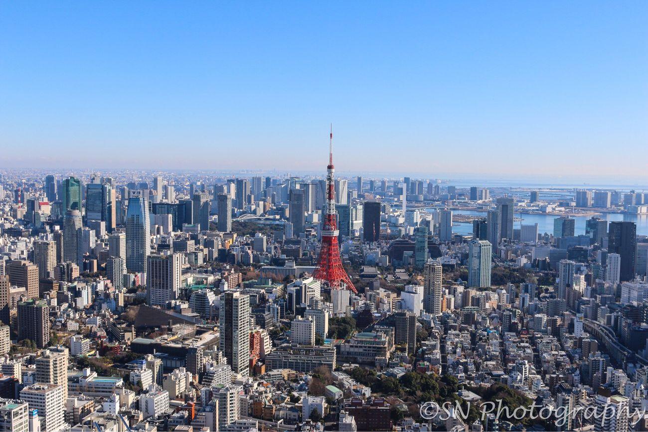 #Tokyo #City #view