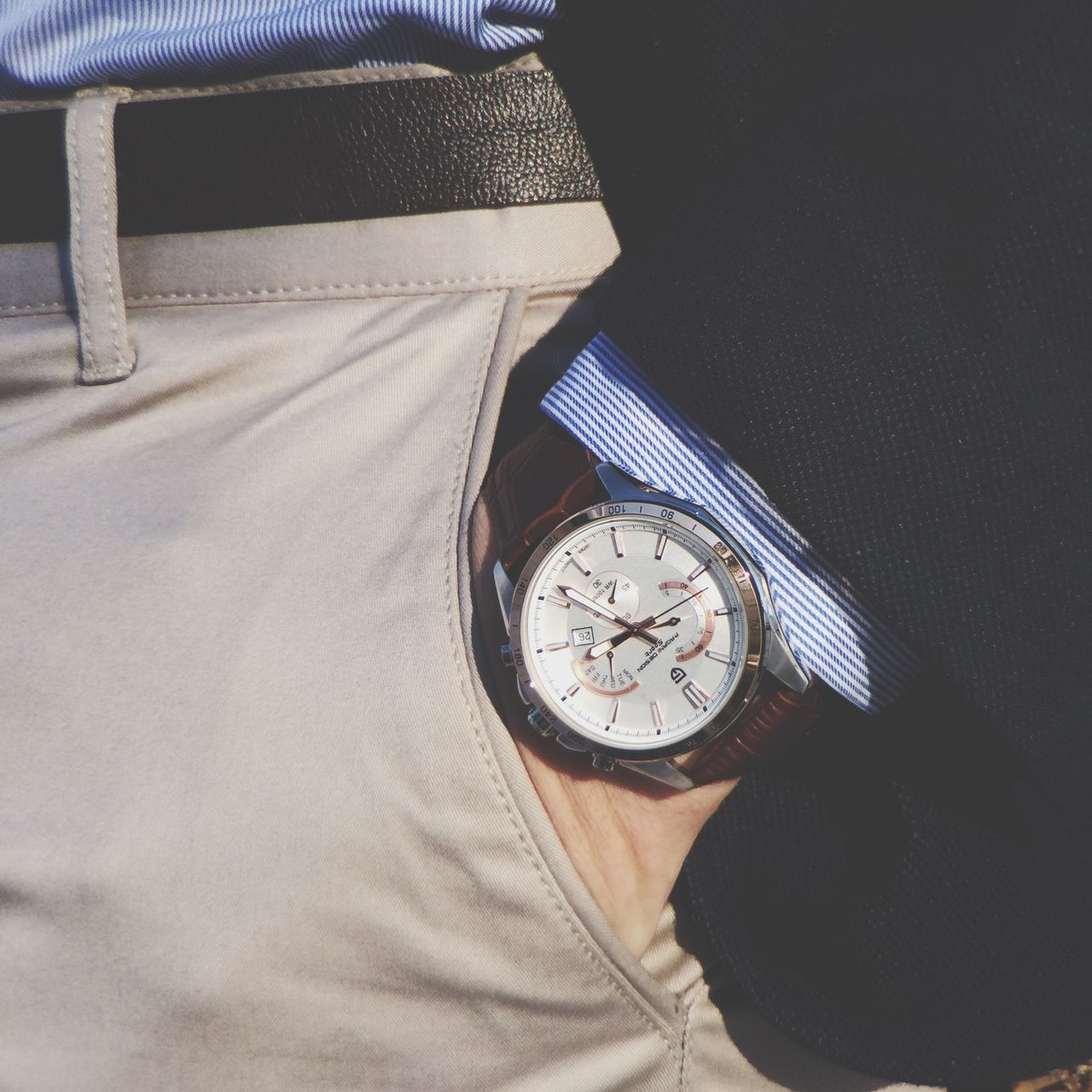 Beautiful stock photos of uhren, clock, time, one person, adults only