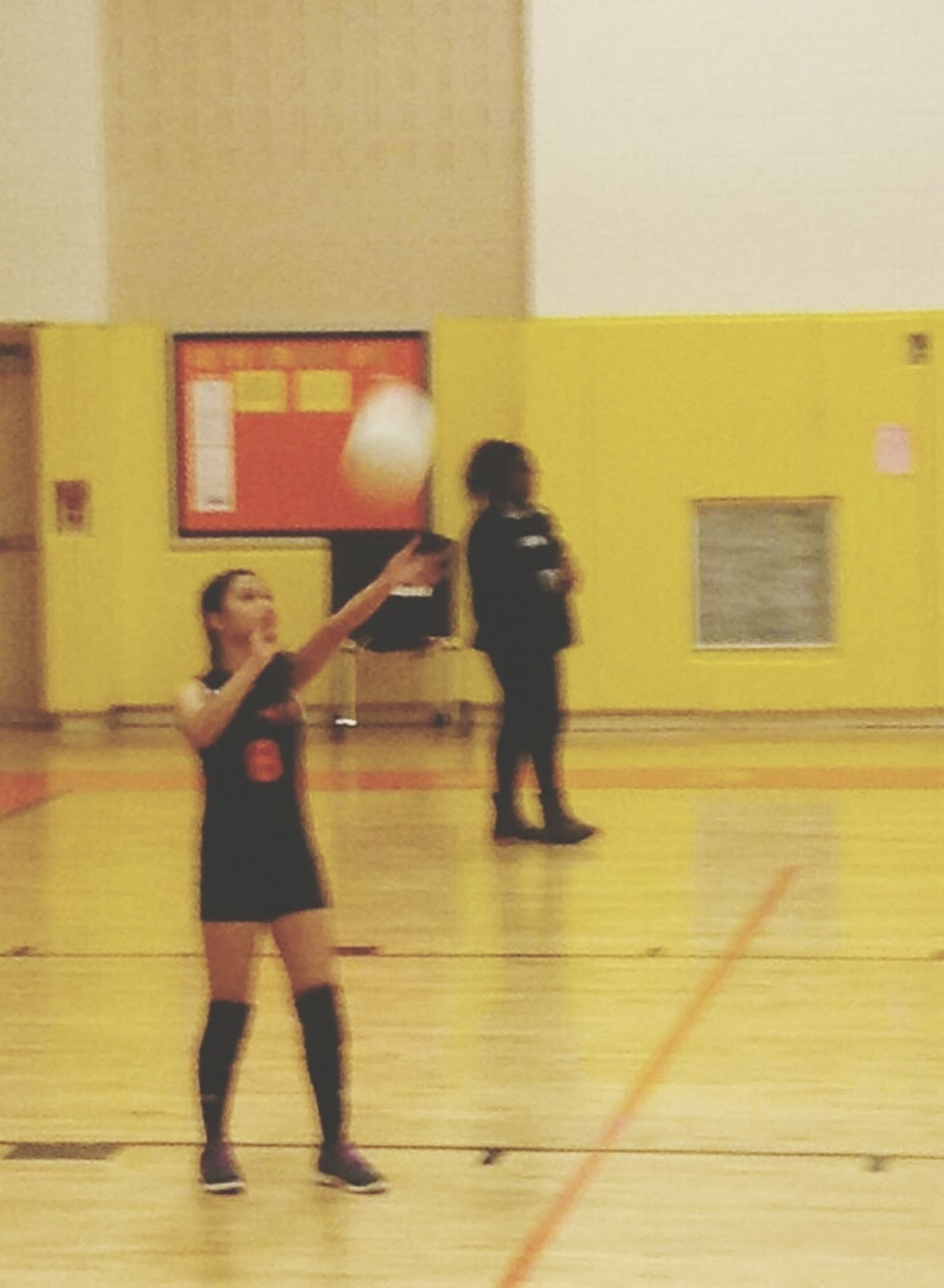 Something I Love Volleyball❤ :)number 8:)