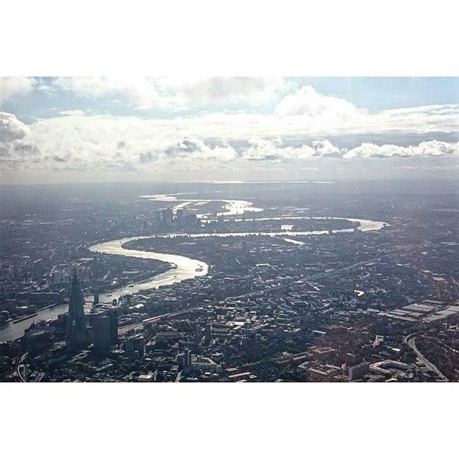 A big Good morning London ! London Cityjet Citycenter RJ85