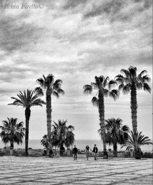 bnw_Friday _eyeemchallange Sicily Taking Photos