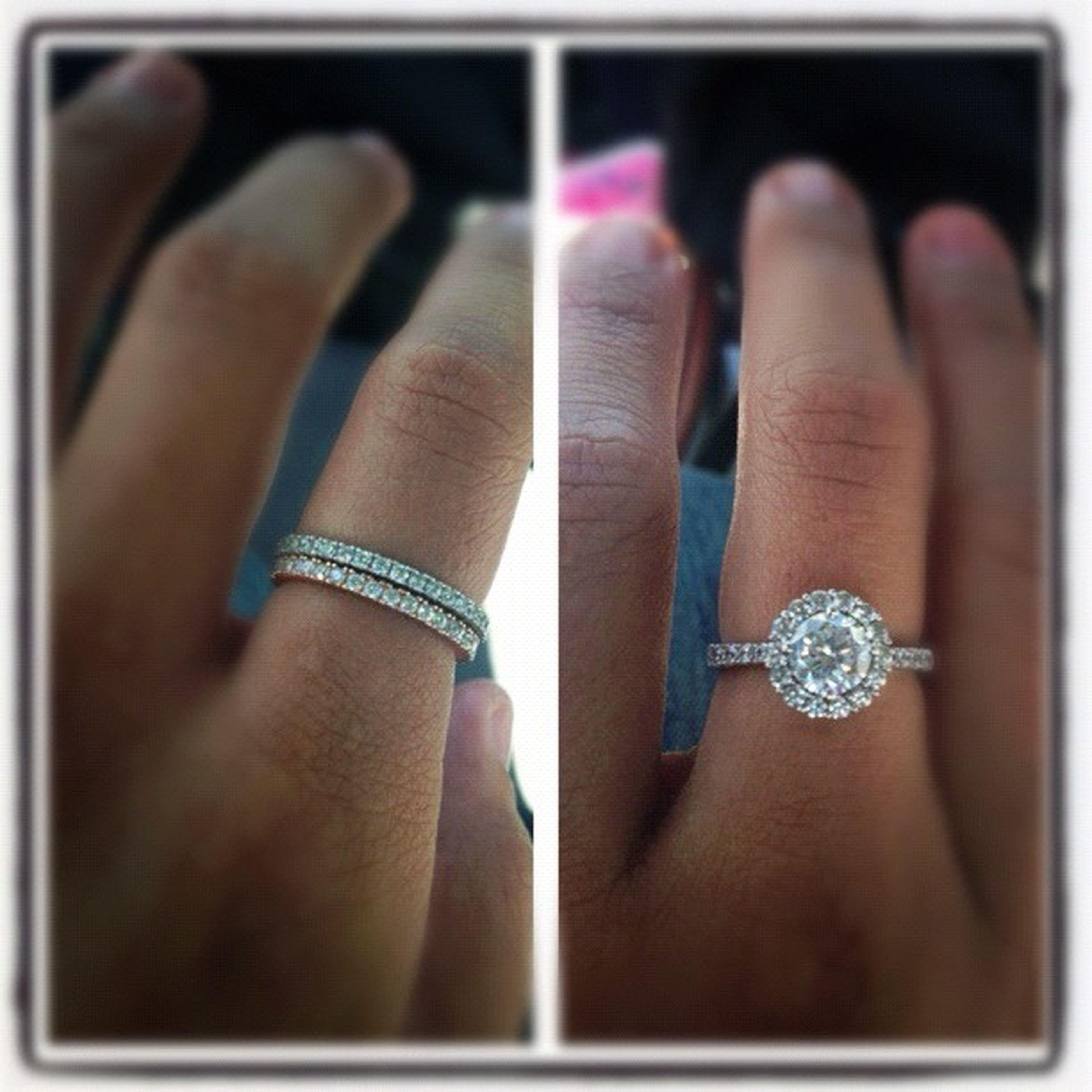 09.25.2012 L: :$25 cz ring R: $35 cz fashion ring Londonmanori @londonmanori I will visit u soon!! 😊