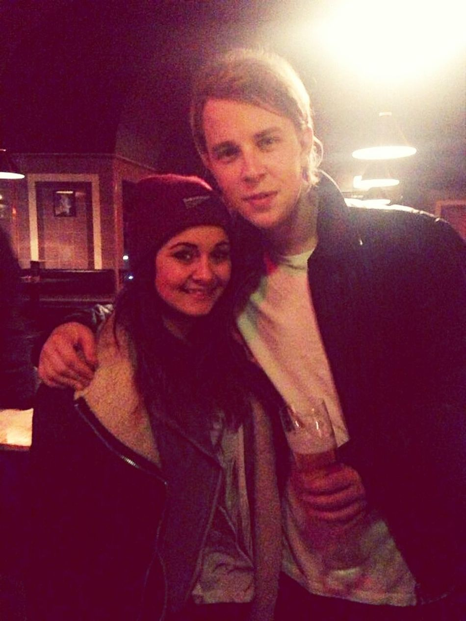 Tom Odell Meet And Greet Fan Pic Singer