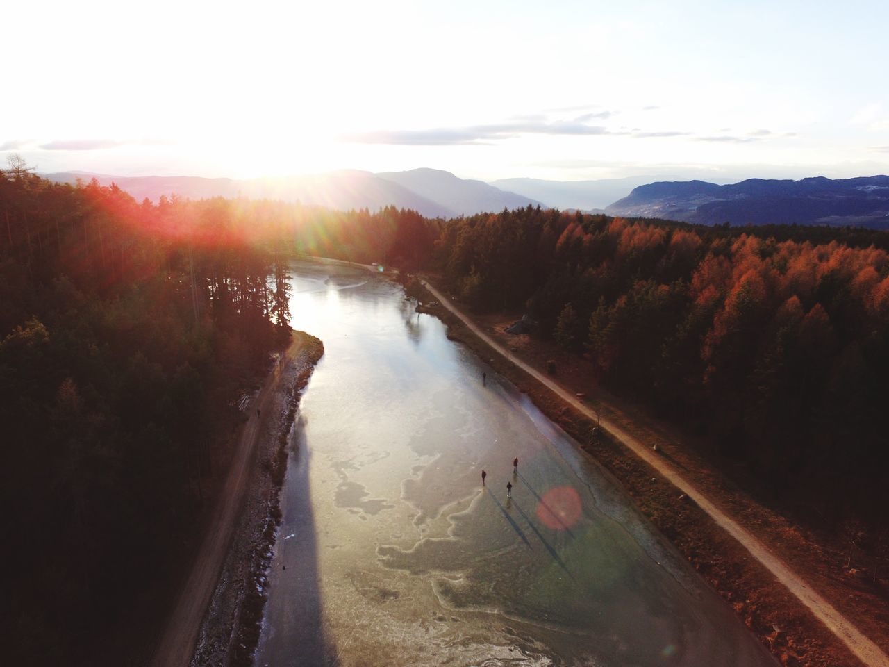 Flying High Nature Southtyrol  Italy FlyHigh Dronepassion Myinstaisbetter