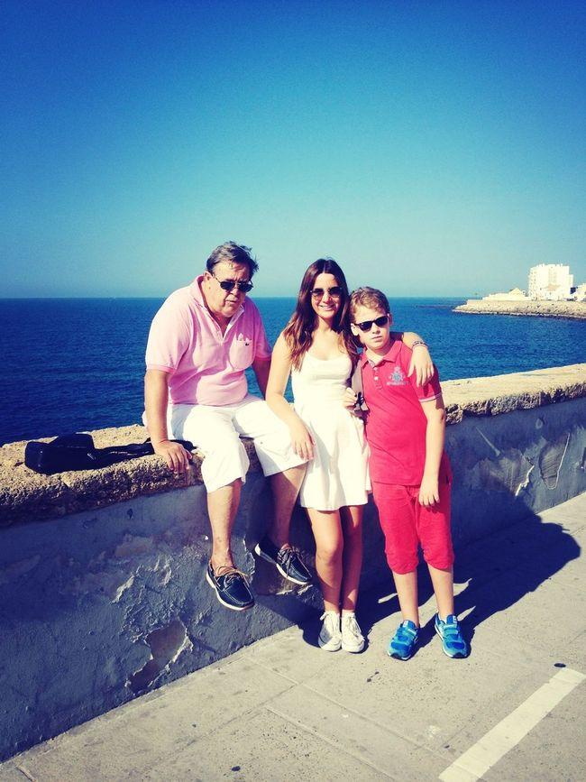 Mi familia mi trozito de cielo en vida