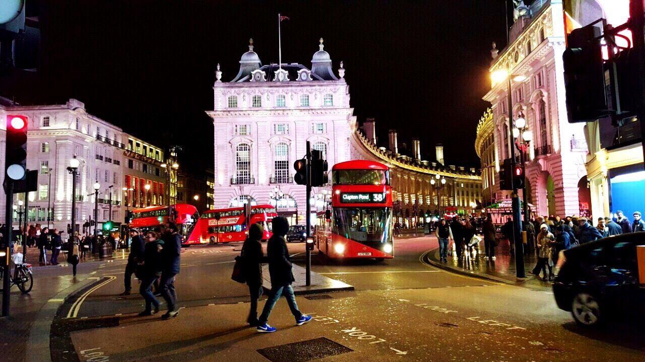 Landmark Londonbus Wonderful Nice Landscape