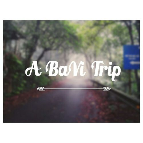 A trip to Bavi :) Trip Bavi Phuot Wild
