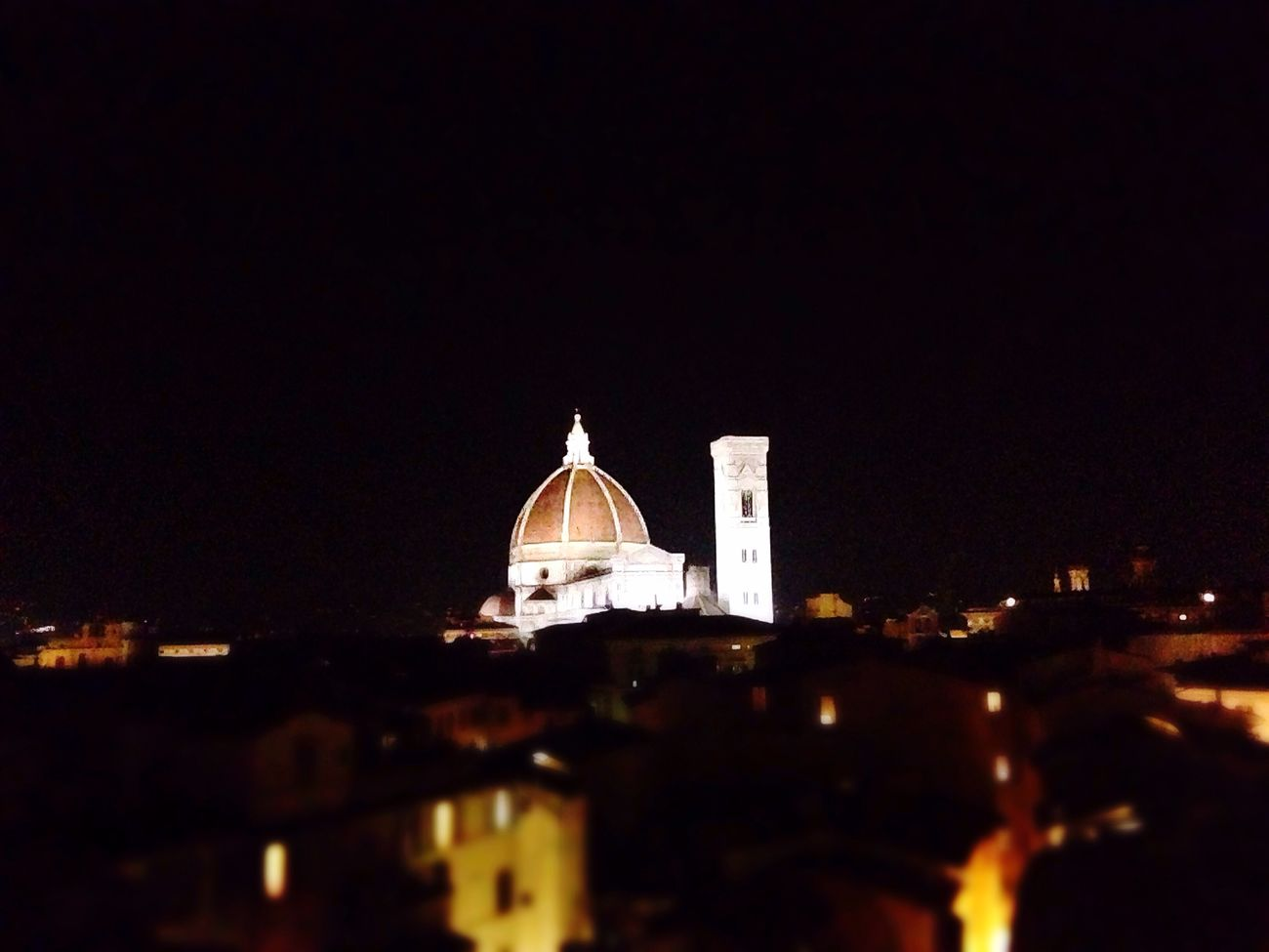 #Florence Italy Night Nightlife Night Lights HappyBirthday Nightphotography