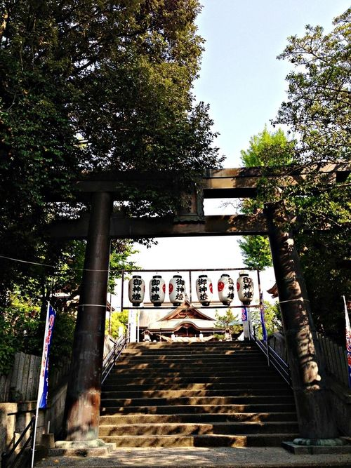 神社 Public Transportation