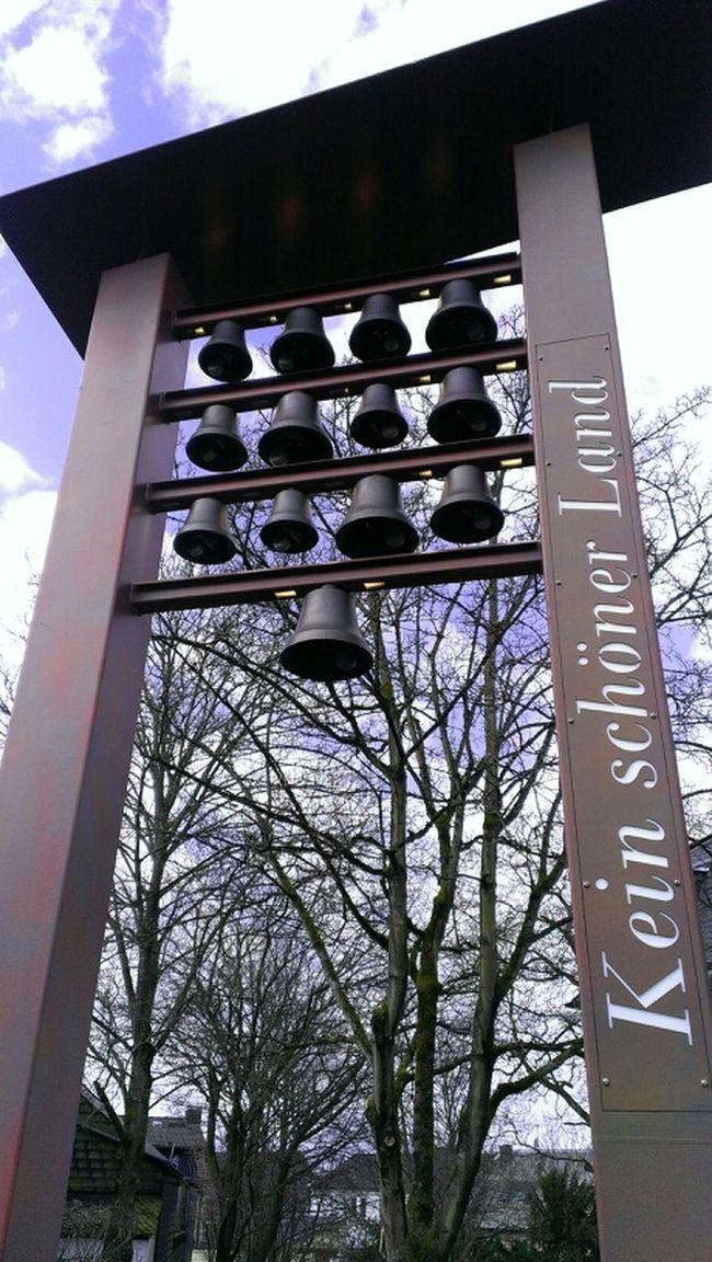 Zuccalmaglioglockenspiel in Waldbröl. Einweihung am 13.4.2013 Glocken Waldbröl Glockenspiel