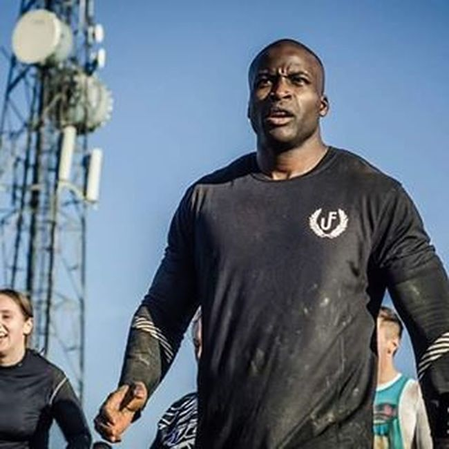 The face of an epic finish to an epic day......... Bythehorns GymRat GymLife Fitfam fitness gainz shredded shredz shredlife igfitness instafit instafitness gohard grow boutthatlife aestheticbeast gymflow pump gymfreak naturalbeast aesthetics untamedfitness howdoyoubeast fitnessfreaks fitnessaddict physique motivation fitnessmotivation goodsweat mudrun