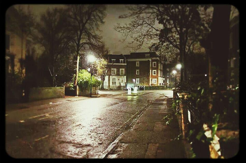 Stockwell Park Road Road Nightphotography The Explorer - 2014 EyeEm Awards