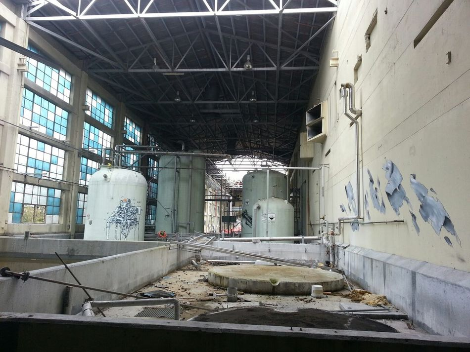 Deams Streetart Urbex Abandoned