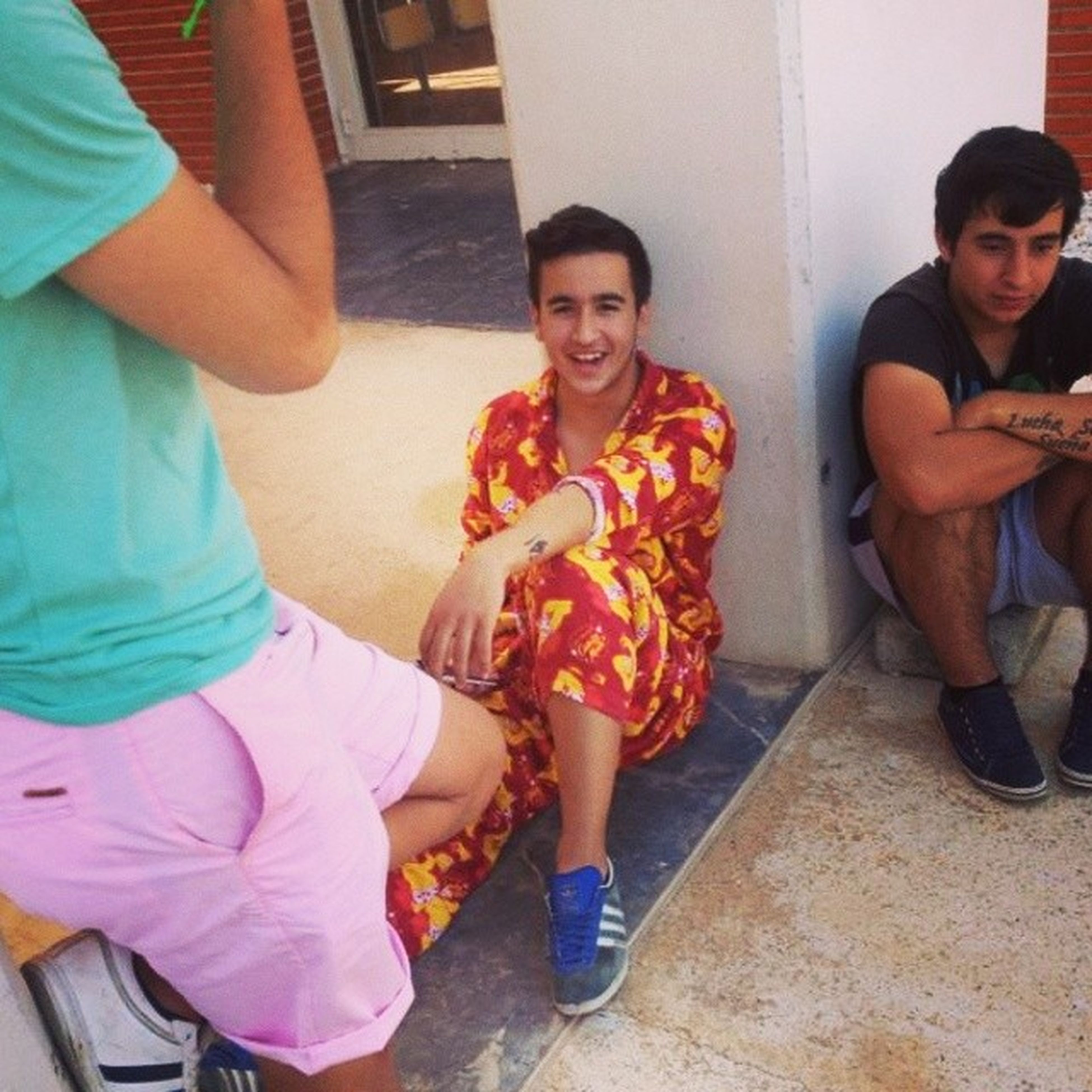 Ultimo dia de instituto y en pijama Veranitoooooo Pijama
