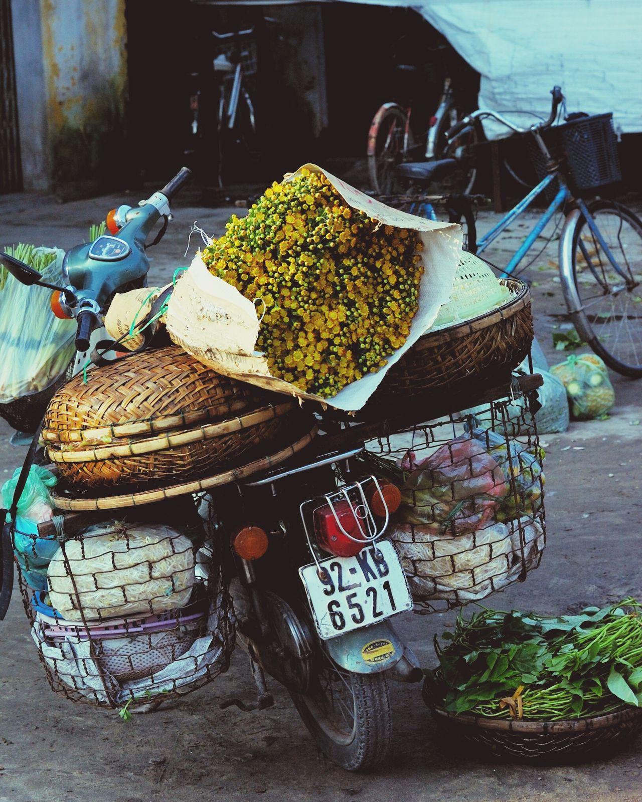 Beautiful stock photos of motorcycle, Abundance, Basket, Choice, Container