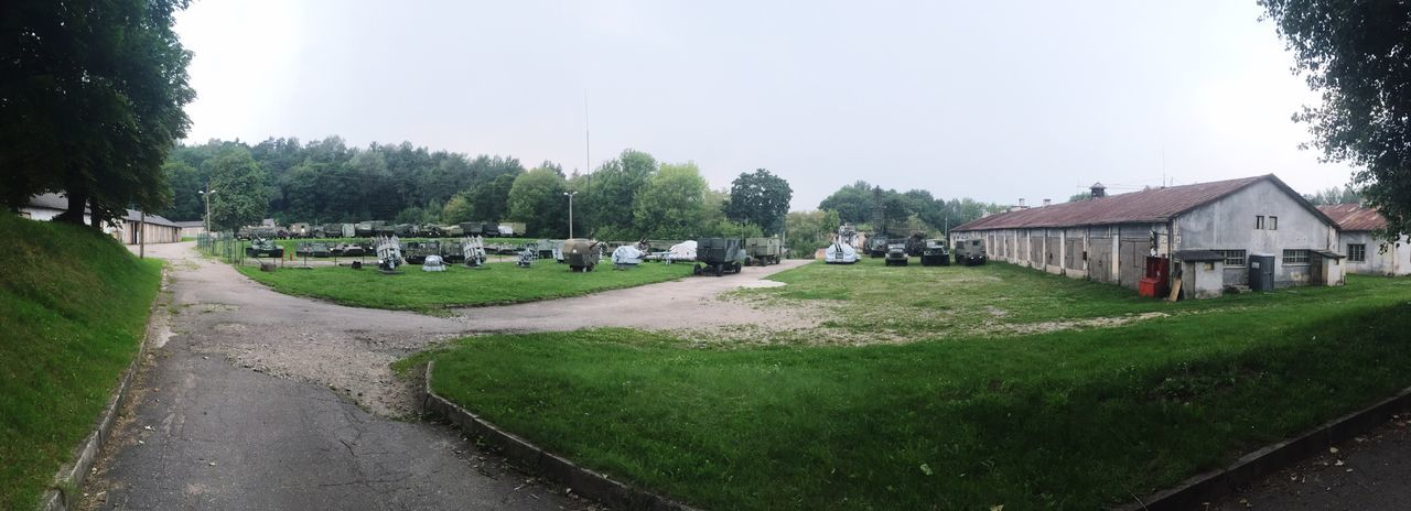 Hidden Gems  of Vilnius Army Technical Musem Open Air Museum Toys For The Big Boys
