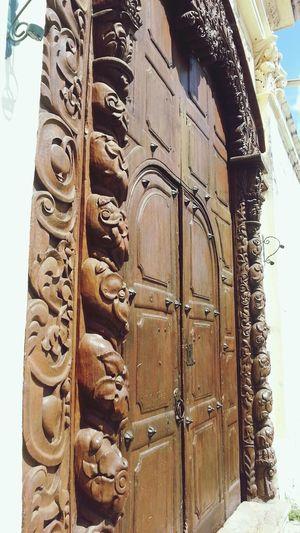 the first door since 1782 Door