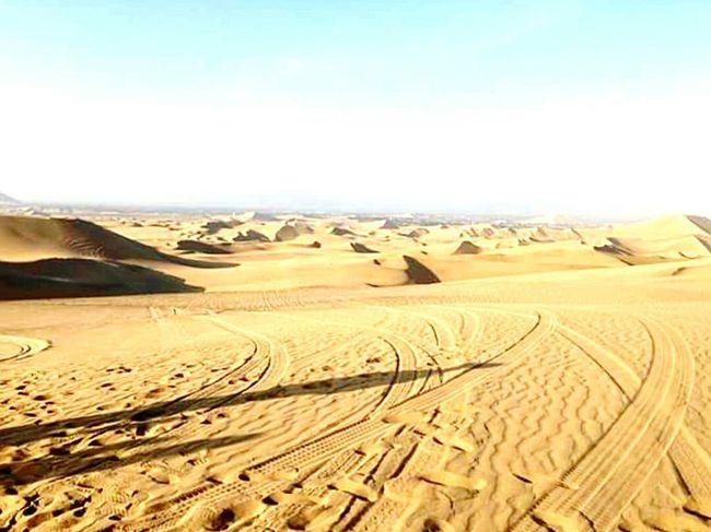 Deserts Around The World ICA DESERT Taking Photos South America Peru Traveling