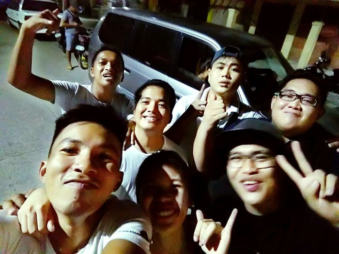 My squad at the city of surigao 👬👭