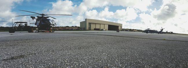 Nothing but clear skies 🌞🌞🌞 Aviation AFFB Lakota Aviation GUdlife Guamskies Guam