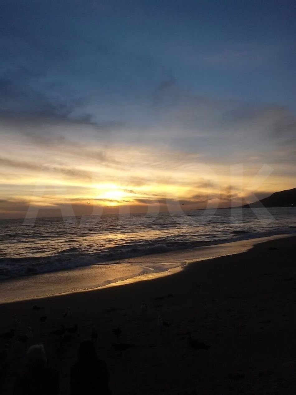 Lieblingsteil Beach Sand Nature Beauty In Nature Sea Tranquility Sunset Tranquil Scene Scenics Idyllic Sky Horizon Over Water Outdoors No People Water Cloud - Sky Day