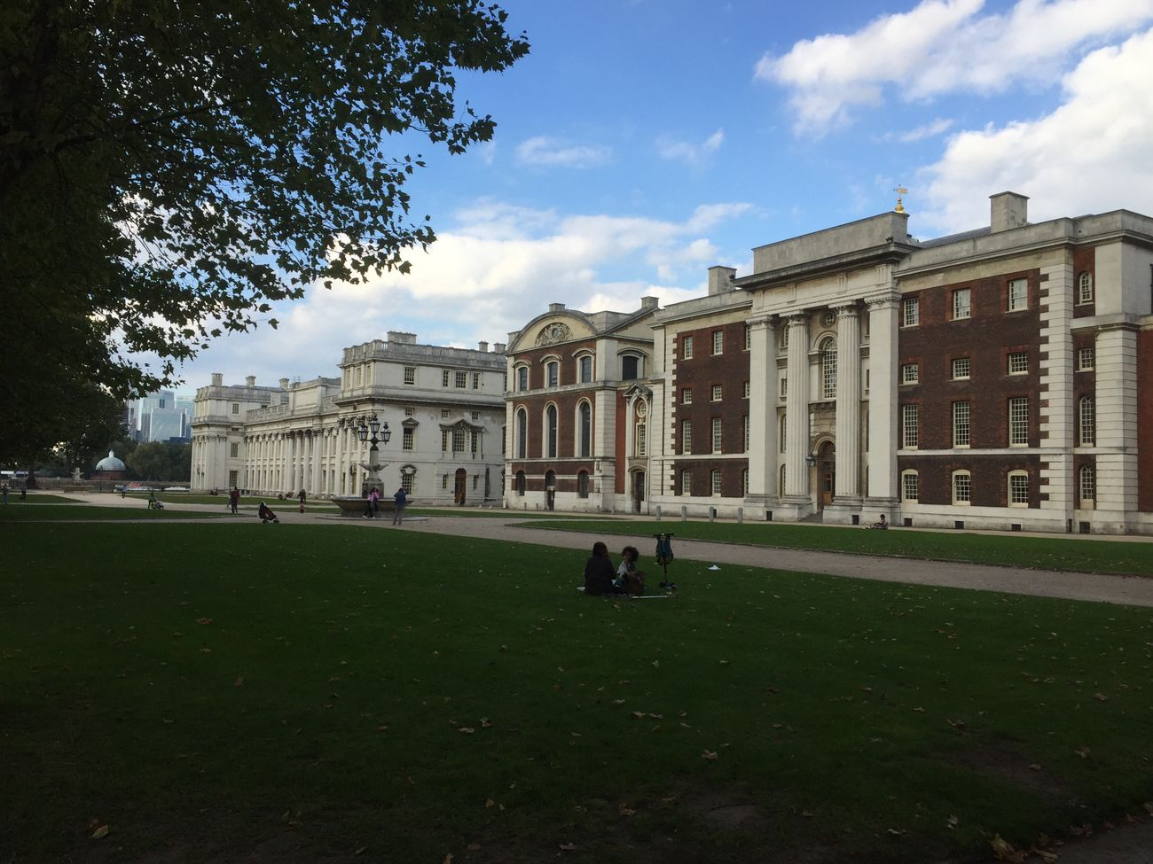 Greenwich university Wolfe Does UK London Uk Architecture