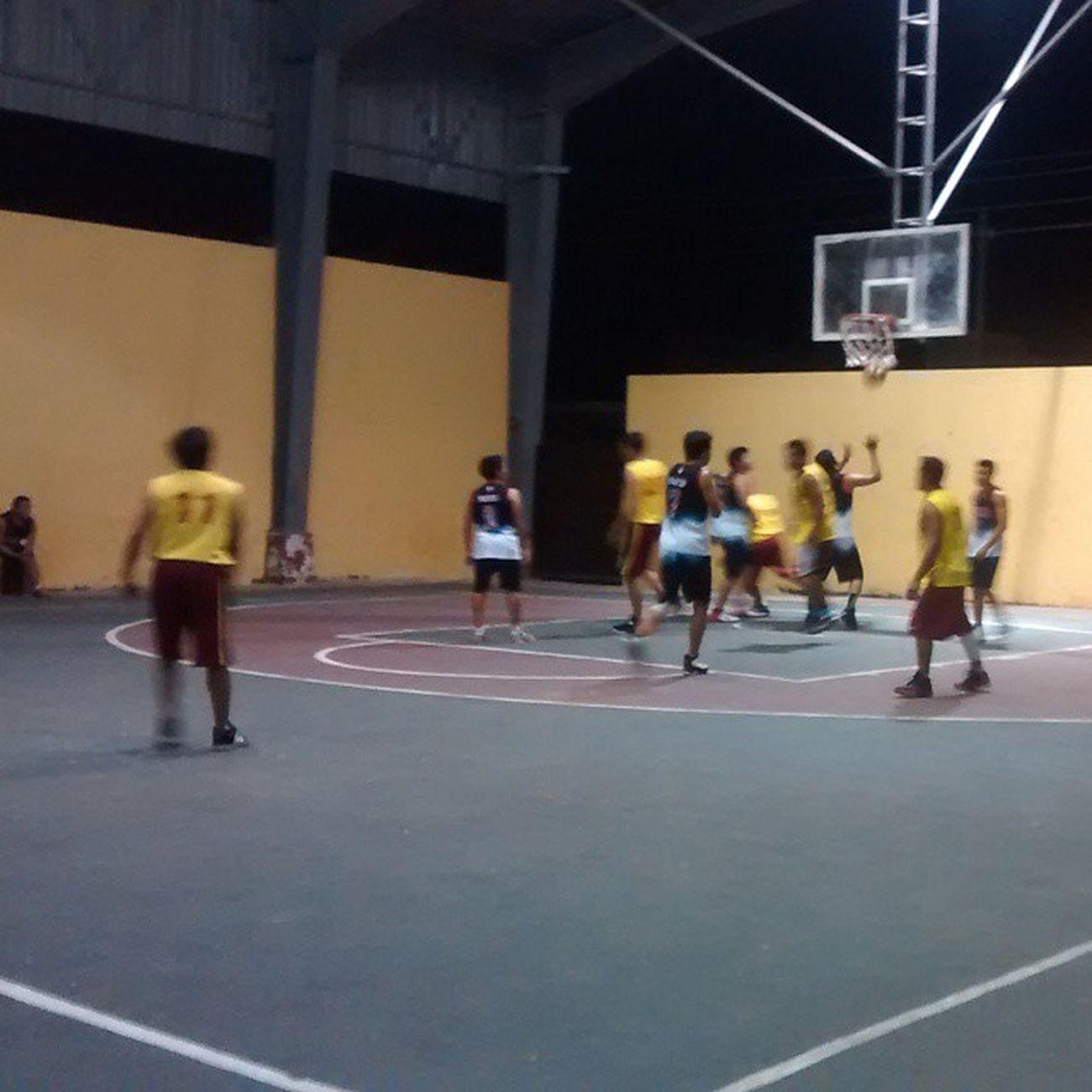 Noche de basquetball♡ Bulls Acanceh