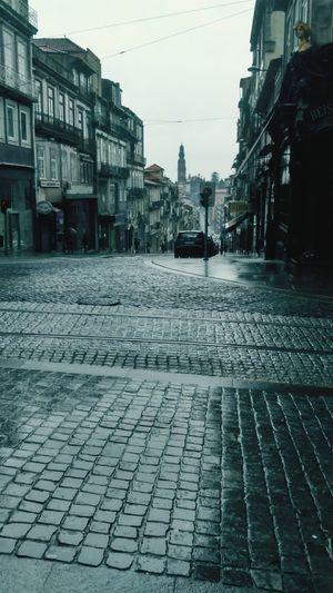 Oporto City The Most Beautiful City My City Rainy Day