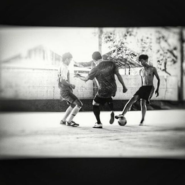 Don't wait for the perfect moment but, take a moment and make it perfect ! Futsalindonesia Futsal Bola