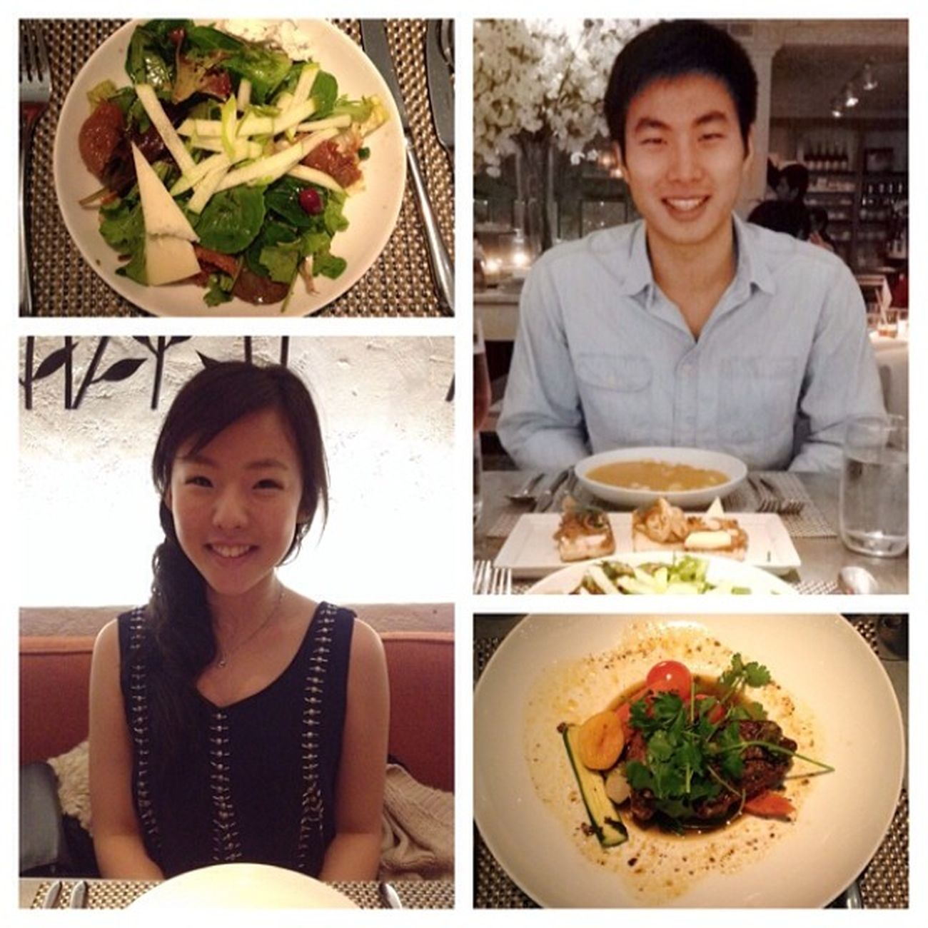 celebratory dinner! day 19/100 100happydays