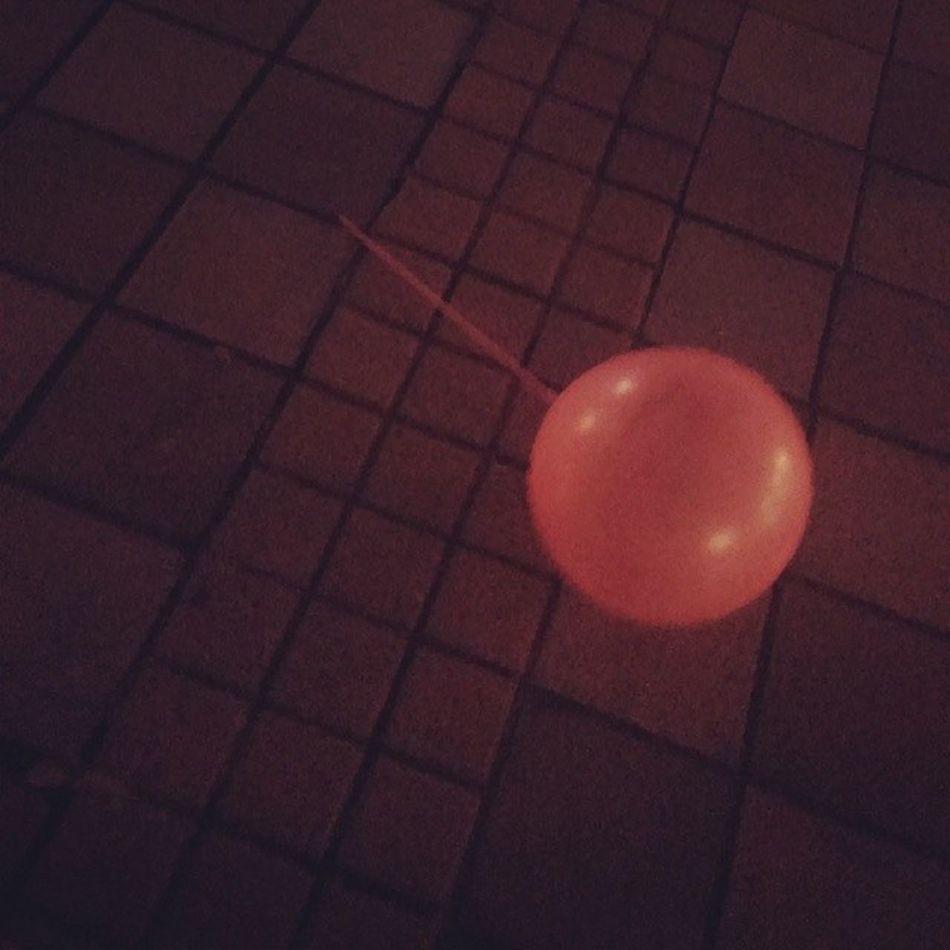 瑪麻好可惜....差個幾步氣球就找到了....
