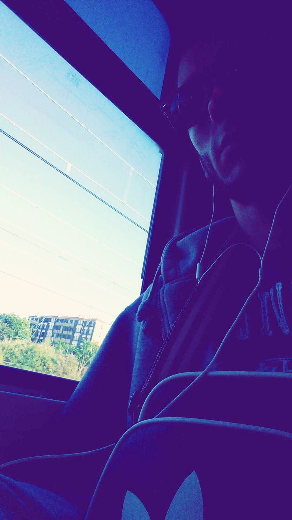 Traffic RER D Frenchcloutboyz Sun Hello World That's Me Taking Photos Picture
