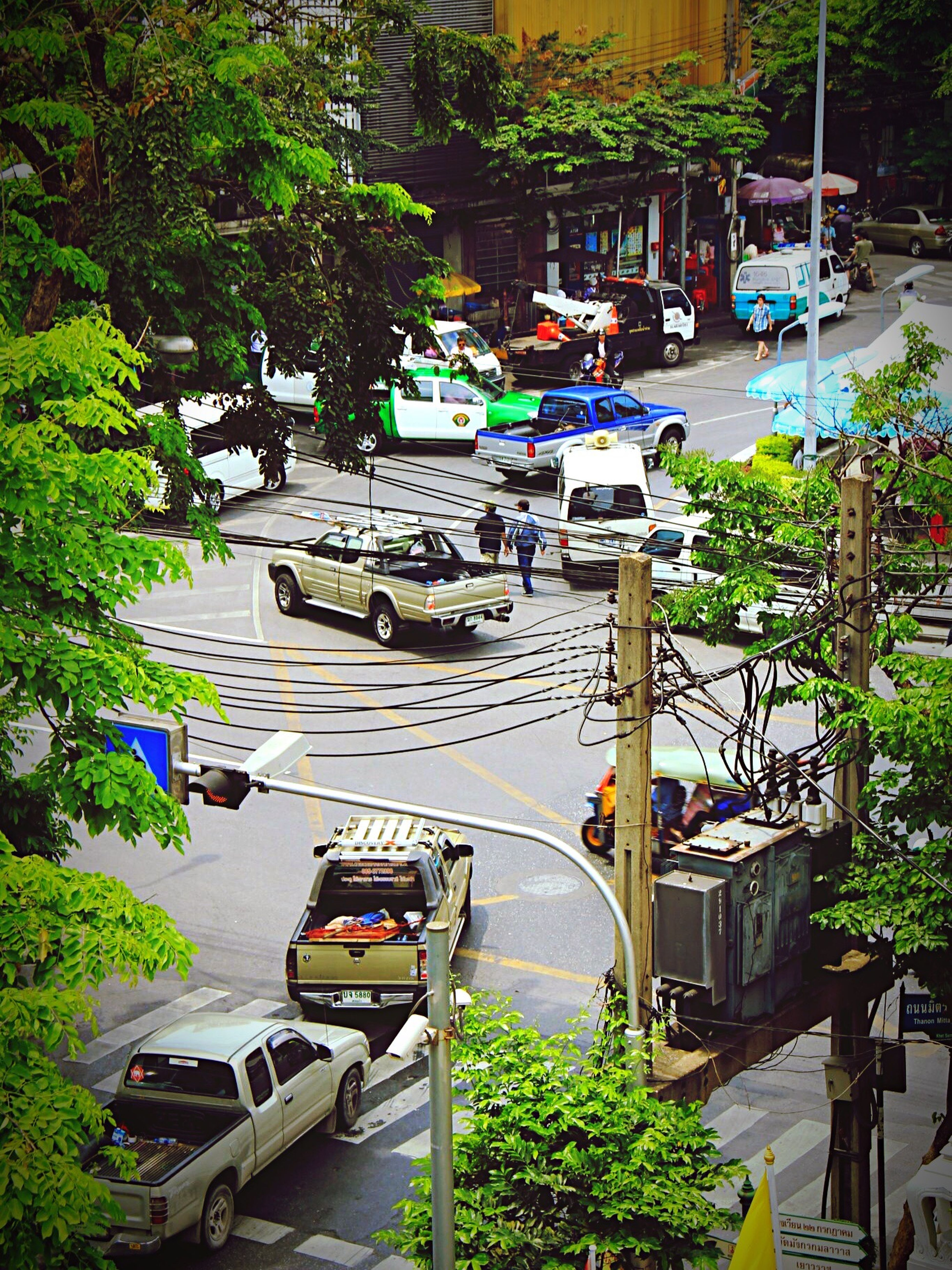 Spotted In Thailand Streetphotography Street Photography Traffic City Life