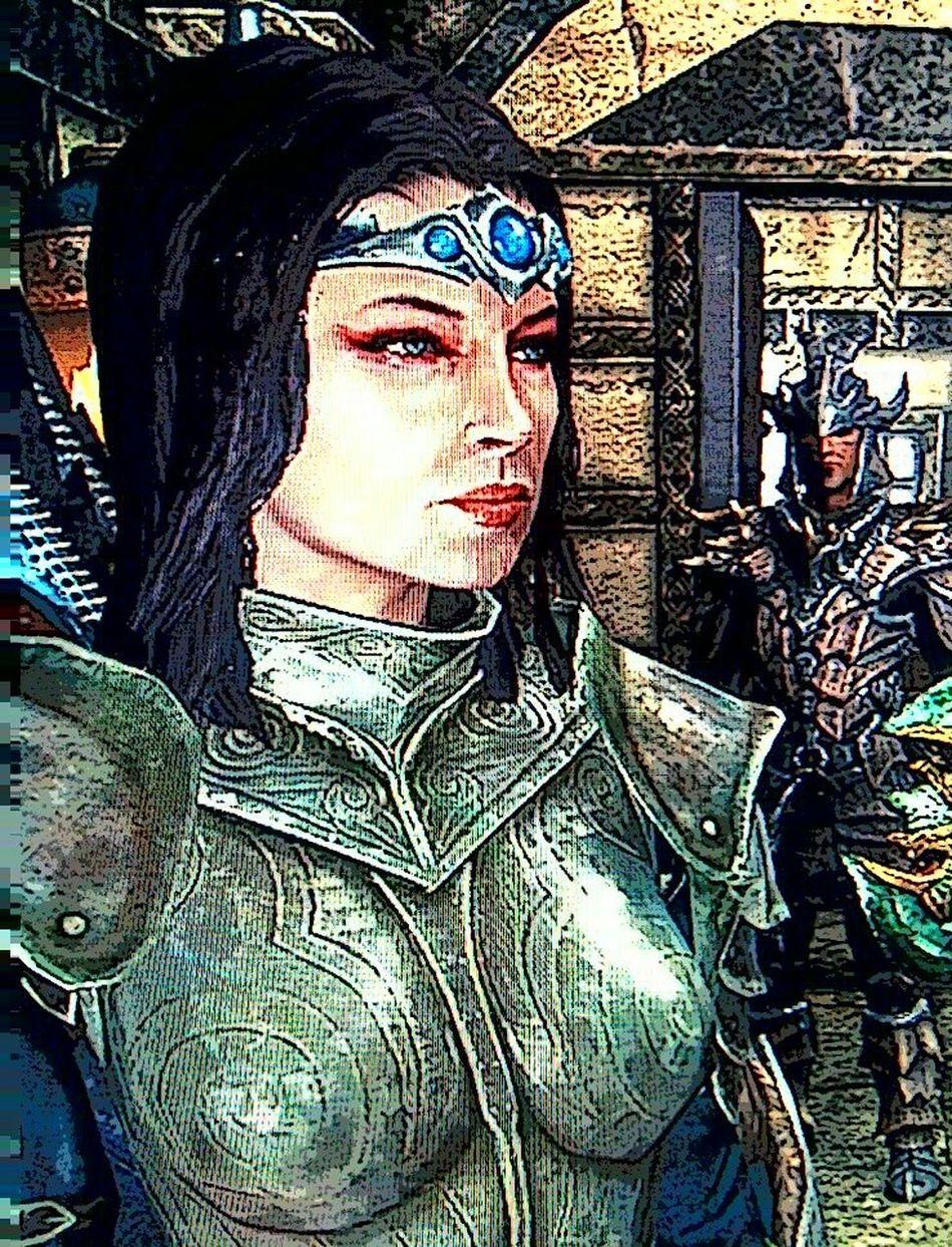 Jocasta Pryde, Imperial. Screenshot Skyrim Playing Skyrim Fantasy
