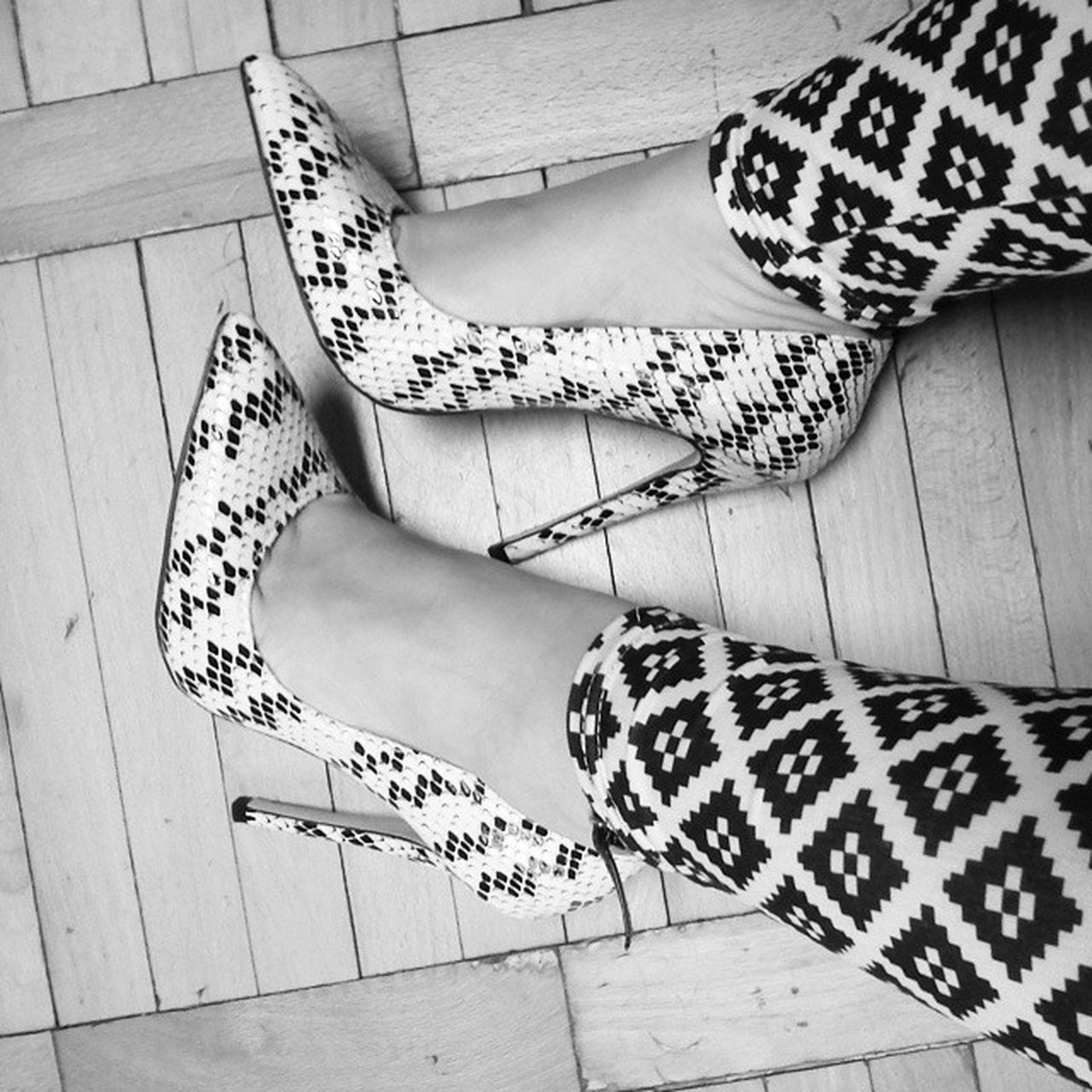 My new babies Shoes High Heels No_platform Botinelli_shoes