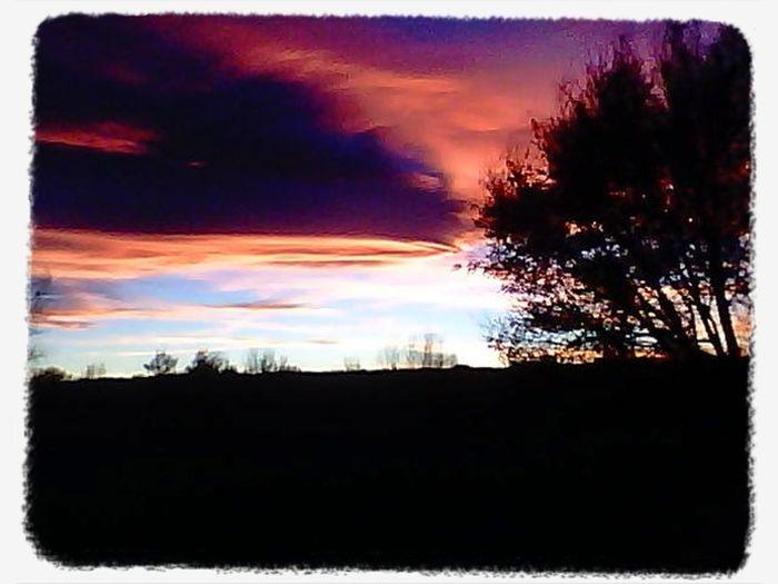Parker Sunsets. ♥ Sunsets