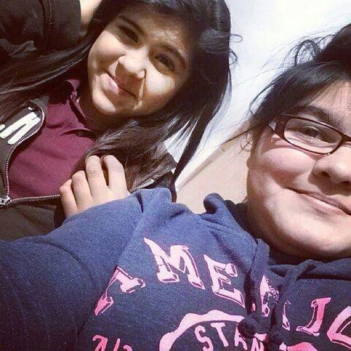 Me & My Beautiful Sister!!!!!!!!<3