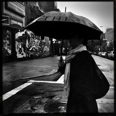streetphoto_bw at New York City by Sheldon Serkin