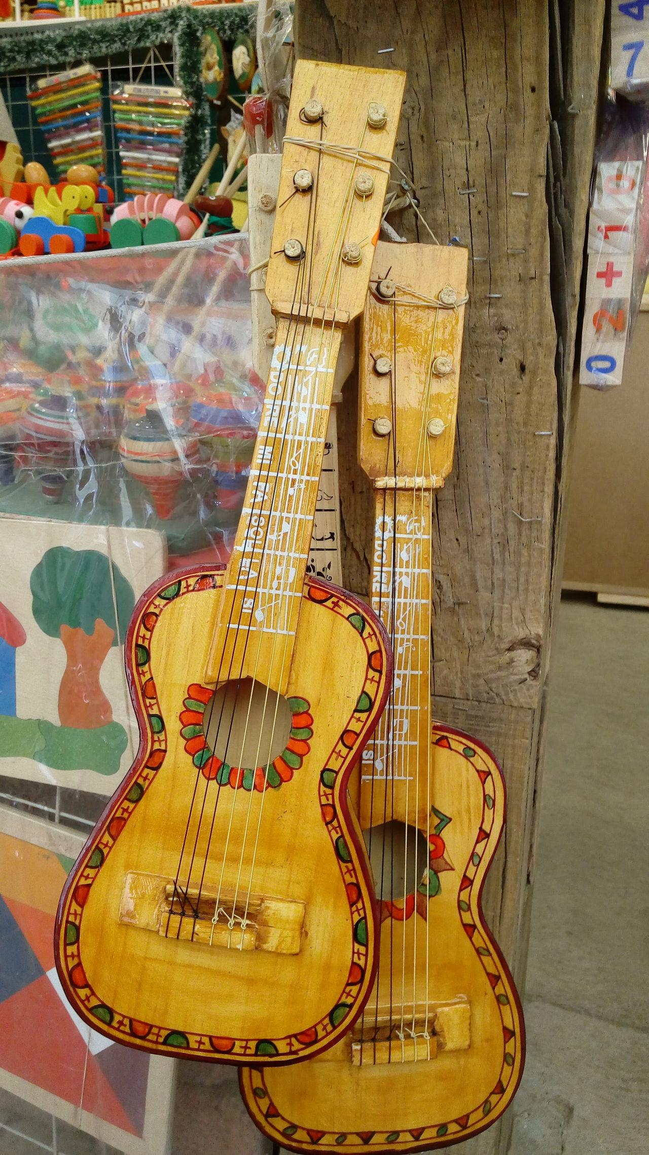 Guitarra. Guitarra First Eyeem Photo Guitarrita Woodtoys Musical Instrument