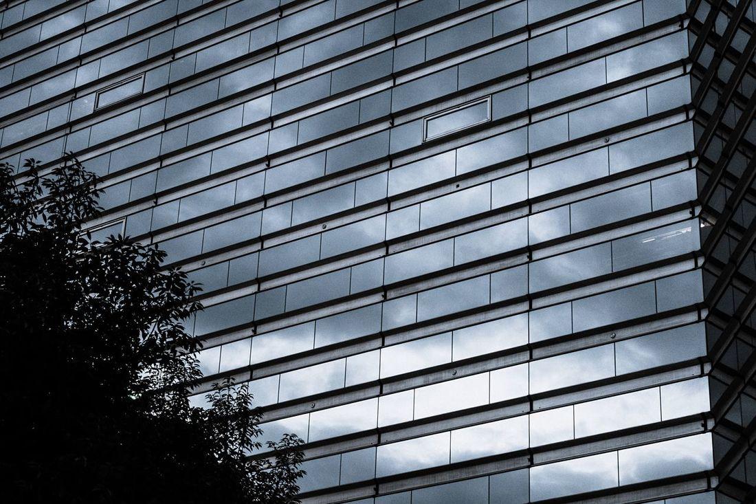 横浜駅 Yokohama, Japan Sony Rx100 M3 Sony Rx100m3 Train Station Clouds Building Exterior Reflections Cityscapes 横浜 Cityscape Building And Sky Building Wall Sky Reflection Pivotal Ideas