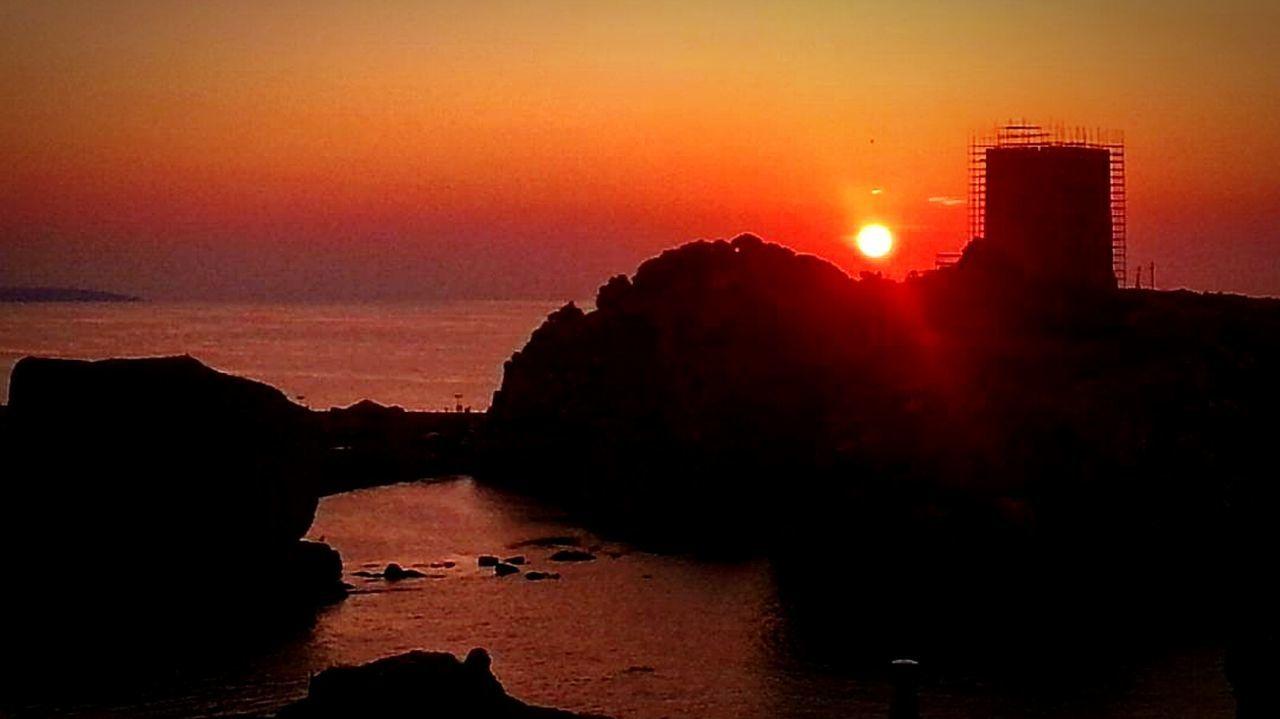 Sunset şile Kalesi Gunbatimi PhotoByMuratGul