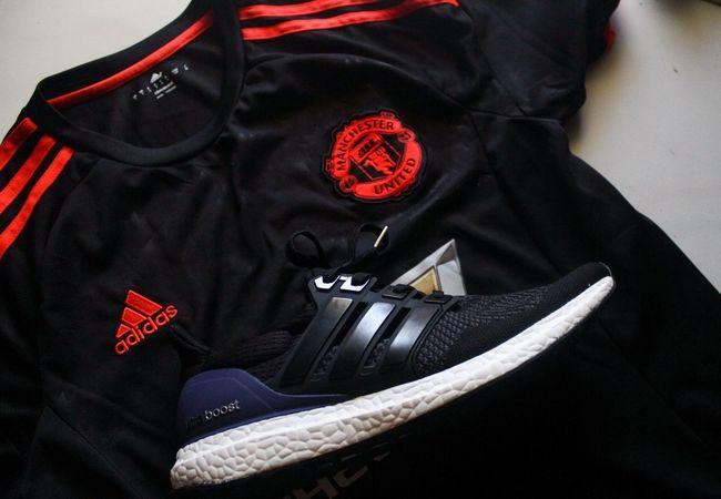 Glory Glory Man United Manchester Manchesterunited Adidas Ultra Boost