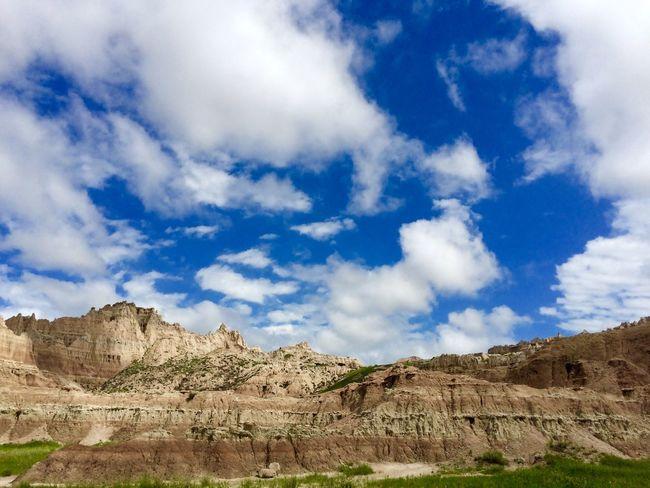 EyeEm Nature Lover Eyem Best Shots Badlands Prairie Scenes South Dakota Badlands Majestic Nature
