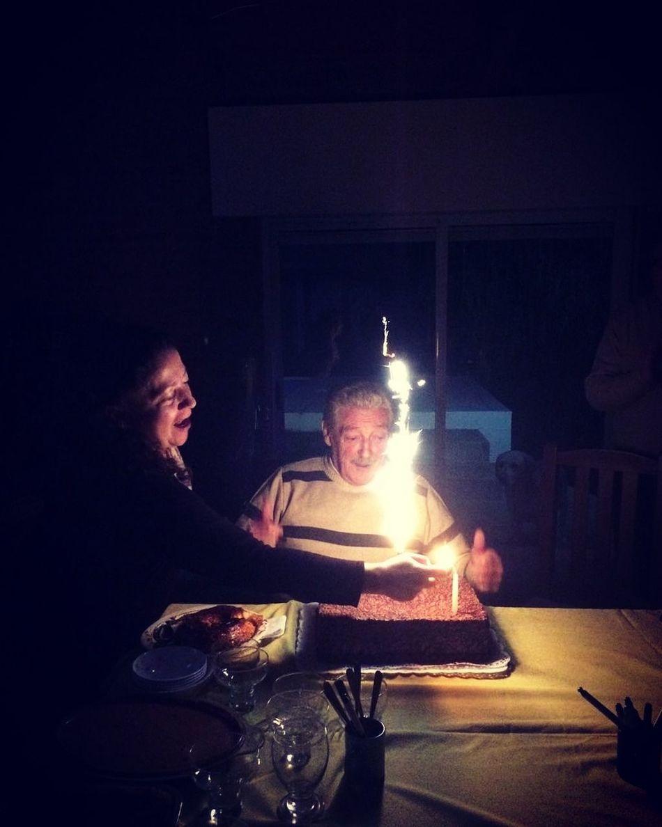 Feel The Journey Grandpa's Birthday!