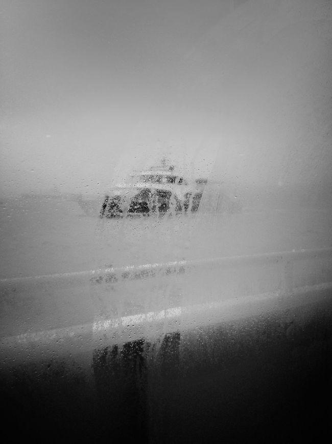 Istanbul Streetphoto_bw Blackandwhite Sea