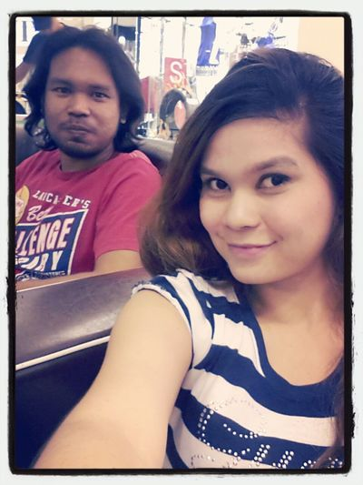 Hubby & Wifey.! <3 <3 Relaxing Dating My Husband  The Love Of My Life.... Till The End And Beyond